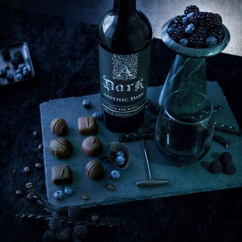 Apothic Dark and Chocolate Candies
