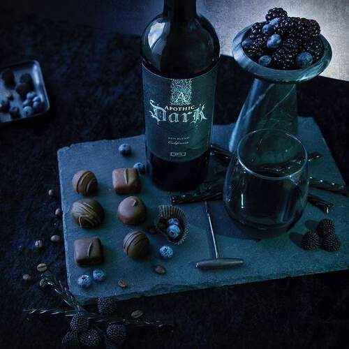 Apothic Dark and Chocolate Candies