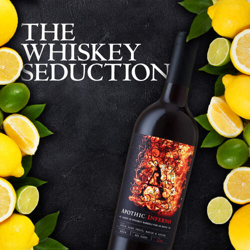 Apothic's Whiskey Seduction Cocktail Recipe