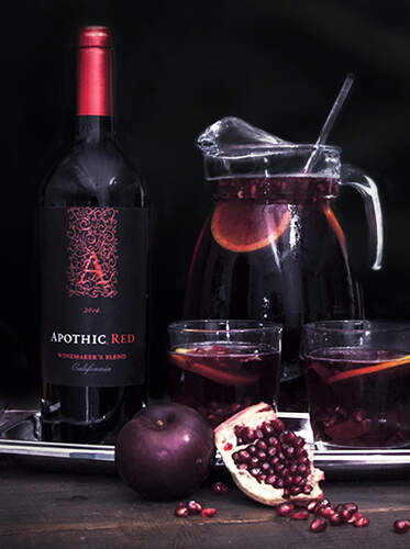Apothic Irish Sangria