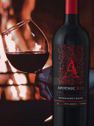 Apothic Red by Fire the Perfect Gift