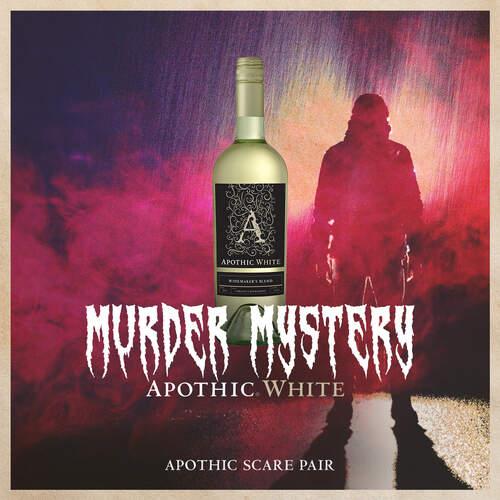 Apothic White Murder Mystery