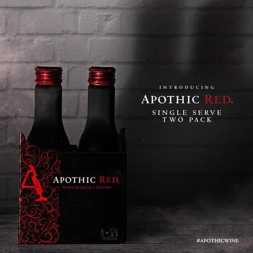 Apothic Singles