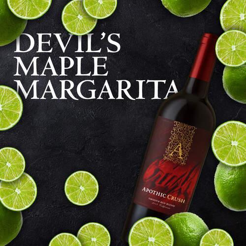 Apothic's Devil's Maple Margarita Cocktail Recipe
