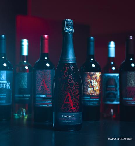 Apothic Bottles