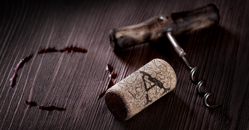 Apothic Cork Screw and Cork