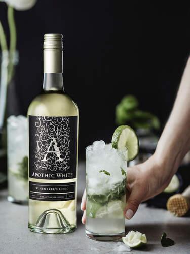 Apothic White Mint Mojito