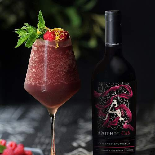 Apothic Cab Cocktail