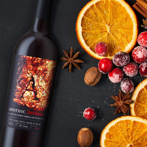 Apothic's Mulled Wine Cocktail Recipe