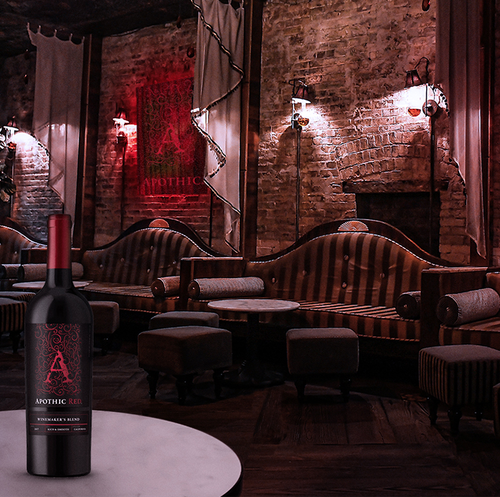 Apothic Speakeasy Background