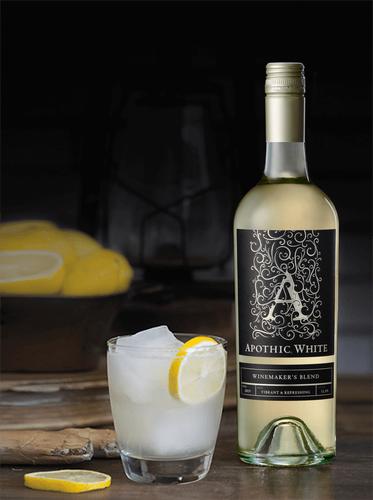 White Ginger Cocktail Recipe