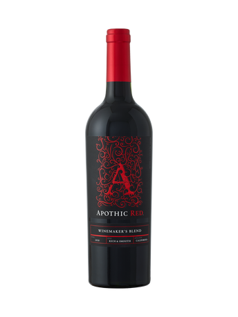 Apothic Red V18 750ML image number 1