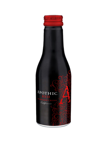 Apothic Red California 250ML image number 3
