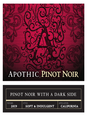 Apothic Pinot Noir V19 750ML image number 3