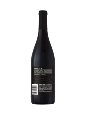 Apothic Pinot Noir V19 750ML image number 2