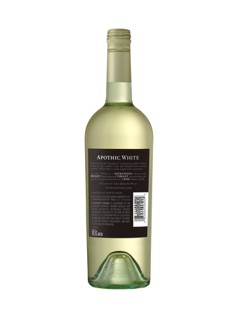 Apothic White V18 750ML image number 2